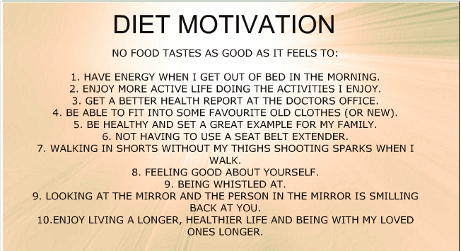 Diet Motivation Quotes Fascinating Motivational Quotes Easy Dietitian