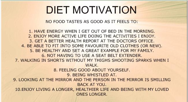 Diet Motivation Quotes Stunning Diet Motivation  Easy Dietitian